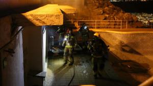 Incendi a l'Acuarium