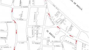 Avui entren en vigor els canvis de circulació a l'avinguda Montgó