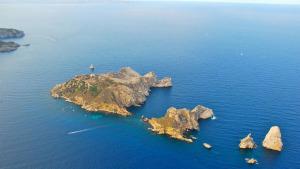 El Parc a la Ràdio - Illes que formen les Medes