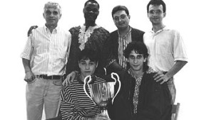 Aquest divendres el CER tennis taula celebra 50 anys de trajectòria