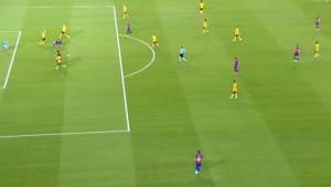 La penya Blaugrana de l'Escala al Gamper 2019