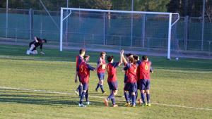 FC L'Escala,  colíder provisional de la lliga