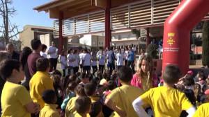 Un nou Rodajoc amb més de 300 alumnes de segon cicle de primària