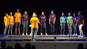 Concert de final de curs de l'escola de música El Gavià
