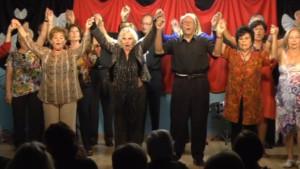 S'uneixen els dos grups de playback del Casal dels jubilats