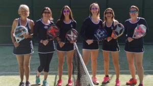 L'equip femení de pàdel debuta amb victòria a Segona Categoria (2-1)