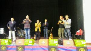Xifra récord de participació al Dinar del soci de la Penya Blaugrana