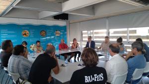 Es constitueix el Comitè de Cogestió del pla de gestió de la sèpia a les badies de Pals i Roses