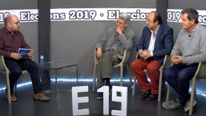 EM'16: La Jornada electoral 26/05/19 (I)