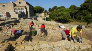 Jornades europees d'arqueologia al MAC-Empúries
