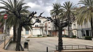 Comencen les millores a la Plaça Víctor Català