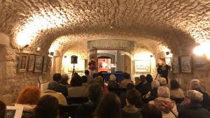 Bona acollida del públic als actes organitzats amb motiu del Dia de la dona