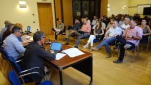 Reunió d'alcaldes per a la promoció econòmica de l'Alt Empordà