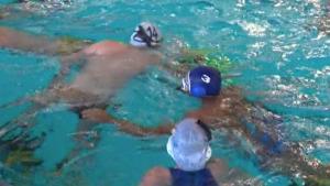 L'equip d'hoquei subaquàtic vol donar a conèixer el seu esport