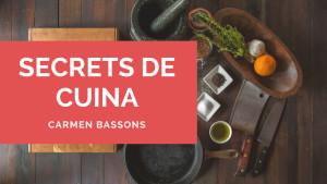 Secrets de Cuina 13/11/17