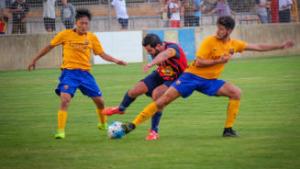 El Barça B, el pròxim en passar per l'Escala
