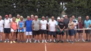 El Club Tennis l'Escala juga un partit internacional contra un equip belga