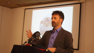 Presentació candidat Víctor Puga