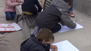 Taller de dibuix gratuït al CER pe a mainada