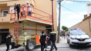 Detenció dues joves per intent de robatori