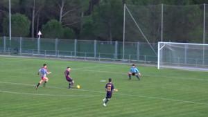 El juvenil del FC l'Escala està signant un inici espectacular (4-0)