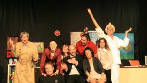 Teatre al CER amb l'Olla dels Maiquiets