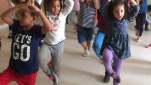 L'escola l'Esculapi participa en el projecte Tirabuixó