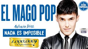 Nova data per veure l'espectacle del Mago Pop