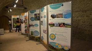 Fins l'11 de setembre es pot visitar l'exposició 'L'Escala, territori Biosfera'