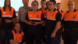 Campanya de voluntariat de Protecció Civil
