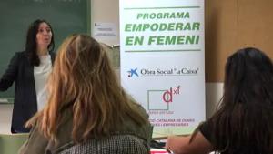 Treball solidari a l'Escala amb el programa Confia