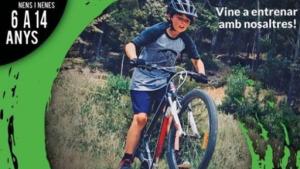 L'escola de ciclisme infantil va a bon ritme