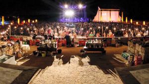 Els Concerts al Fòrum Romà d'Empúries reben prop de 5.000 espectadors en les tres nits d'actuacions