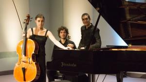 Concert del Trio Rodin a l'Alfolí