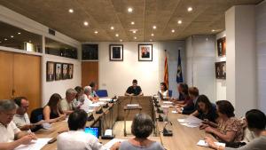 El ple del mes de setembre a l'Ajuntament de l'Escala aprova una pròrroga per a la subvenció del Pla de Barris