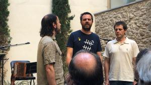 Cita doble del cicle d'Arrel i amb Salero per celebrar Sant Joan