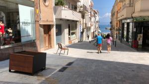 Acaba l'obra del carrer Enric Serra