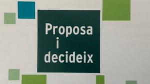 Avui comença el segon procés de pressupost participatiu