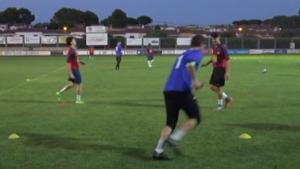 El FC l'Escala rep a la UE Olot demà dissabte