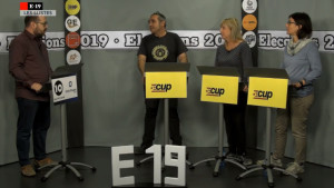 Eleccions Municipals 2019 - Llistes CUP L'Escala