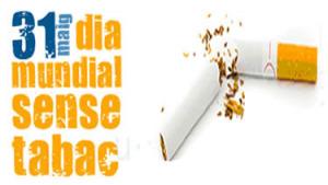 Setmana sense fum i Dia mundial contra el Tabac