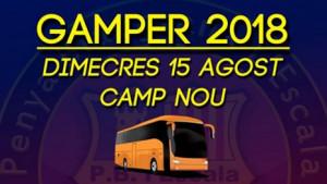 Autobus de la Penya al Gamper