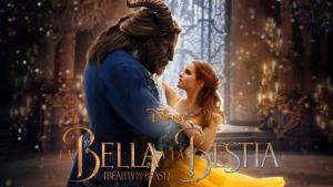 Cine a la fresca - La bella y la bestia