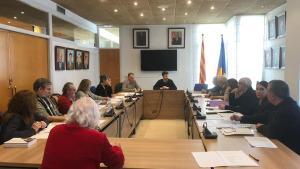 Es reuneix el Consell de Cultura i Patrimoni, que es trasllada a l'Ajuntament per un incendi a l'Alfolí