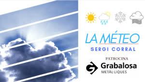 Previsió meteorològica 09/09/2019