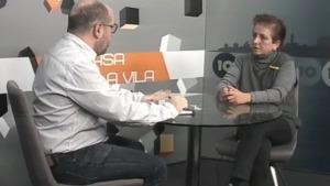 Entrevista a Montse Caldés a la Casa de la vila