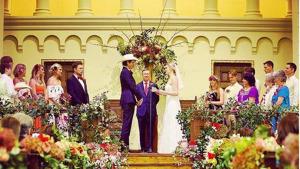 Molta expectació pel casament de Kimbal Musk