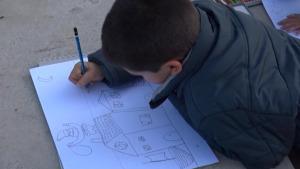 Decau la participació al Concurs de Dibuix del CER