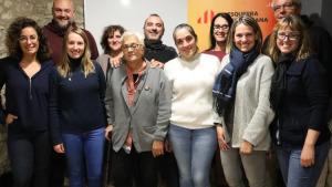 ERC renova l'executiva local