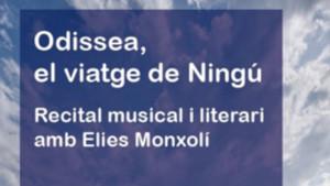 Recital literari i musical a Empúries
